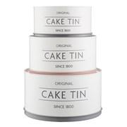 Mason Cash Innovative Kitchen Set Of 3 Cake Tins (2008.199)